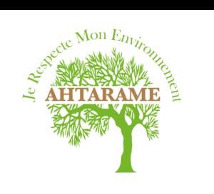 logo en couleur et slogan